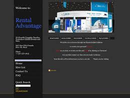 seo website design work portfolio dream for web rental advantage