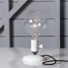 industrial desk light bare bulb lamp industrial table lamps bare bulb lighting