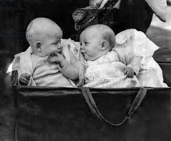 Image result for twins in the blitz