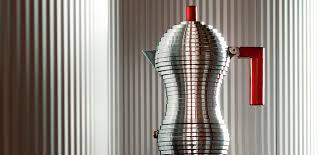 <b>Alessi</b>: <b>кофеварки</b> великих дизайнеров • Интерьер+Дизайн