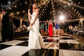 backyard wedding lighting string lights and clear tent miami backyard wedding lighting