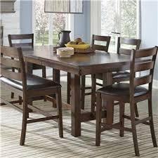 expandable dining table ka ta: intercon kona counter height table productsfinterconfcolorfkona ka ta  rai m