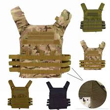 <b>jpc</b> 600D Hunting Tactical Vest <b>Military</b> Molle Plate Carrier Magazine ...