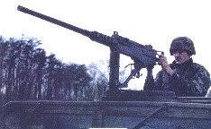 M2 .<b>50 Caliber</b> Machine Gun