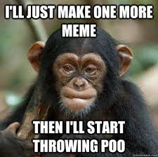 Hesitant Chimp memes | quickmeme via Relatably.com