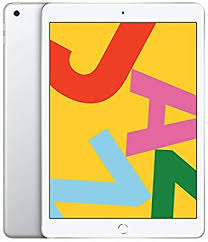 <b>Apple iPad</b> (<b>10.2</b>-inch, Wi-Fi, 32GB) - Silver (Previous Model, 7th...