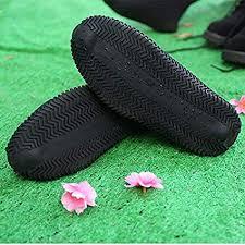 ALLWIN INC <b>Waterproof Non</b>-<b>Slip</b> Rubber <b>Shoe Covers</b> Elasticity ...