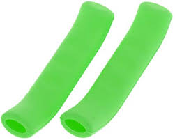 Generic <b>2pcs Silicone Brake</b> Lever Cover Grip Guard Soft ...