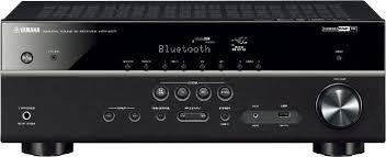 AV <b>ресивер Yamaha HTR</b>-<b>4072</b>, черный — купить в интернет ...