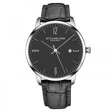 Классические <b>мужские часы</b> Design <b>3997A</b>.<b>4 Stuhrling</b> Original