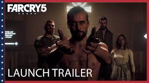<b>Far Cry 5</b>: Launch Gameplay Trailer | Ubisoft [NA] - YouTube