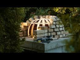 Помпейская подовая <b>печь для пиццы</b> своими руками. Кладка печи ...