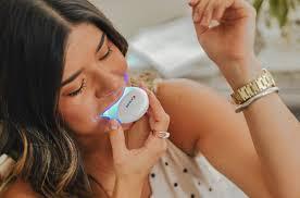 <b>Crest 3D Whitestrips</b> with Blue Light | Teeth Whitening Kits