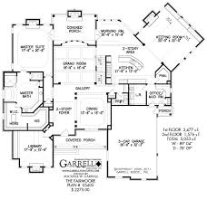 Fairmoore House Plan   House Plans by Garrell Associates  Inc Fairmoore   Estate Size House Plans  French House Plans