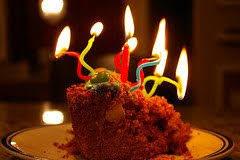 Image result for sad birthday cake image