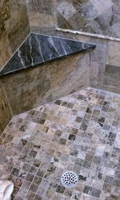 Jeffrey Wilde - Tuscany Courtyard Pool Home - mediterranean ... - mediterranean-bathroom