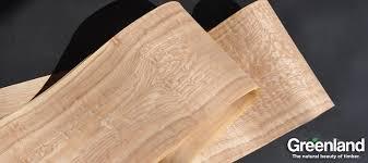 Natural Tamo Figured Wood Veneer Furniture Accessories ...