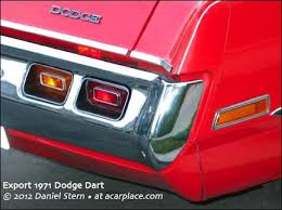 Turn signals — <b>amber</b> or red? Yes, it matters | aCarPlace