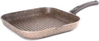 <b>Сковорода</b>-<b>гриль TimA</b> Art Granit <b>28x28 см</b> — купить в интернет ...