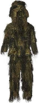 <b>Kids Camouflage Ghillie Suit</b> Set: Amazon.de: Bekleidung