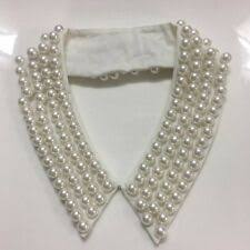 <b>vintage pearl</b> collar necklace products for sale | eBay
