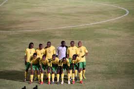 Seleção Zimbabuense de Futebol