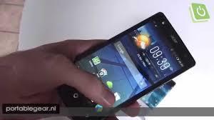 Acer Liquid E3 (E380) hands-on - YouTube