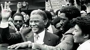 「1983 Harold Washington chicago mayor」の画像検索結果