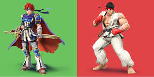 Image result for super smash bros wii u ryu