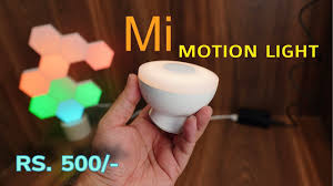 <b>Mi Motion Activated Night Light</b> 2, best for home use, with magnetic ...