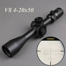 Online Shop CS 5-25x50 Z1000 FFP Sight Hunting Scope Tactical ...
