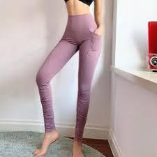 <b>Colorvalue Super Soft Hip</b> Up Yoga Fitness Pants Women 4-Way ...