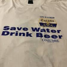 Hagar The Horrible <b>Save Water Drink Beer</b> Adult Tank Top Tank Tops