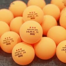 HUIESON 100Pcs/Bag 3 Star <b>New</b> Material D40+ Table Tennis Balls ...