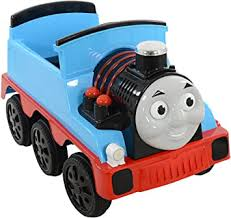 <b>Thomas and Friends</b> M09303 12 V Battery Operated Ride On Train ...