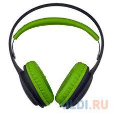 <b>Наушники Perfeo ONTO Black/Green</b> — купить по лучшей цене в ...