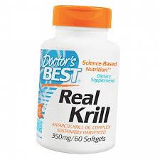 <b>Real Krill 350</b> Doctor's Best купить от производителя, лучшая цена ...