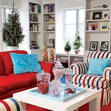 decor red blue room full: collect this idea christmas living room  collect this idea