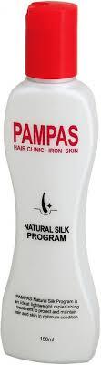 <b>Эссенция для волос</b> Шелковая терапия Pampas 8809352380370