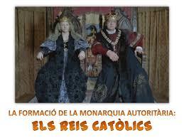 Resultado de imagen de reis catolics