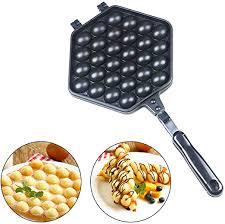 Puff <b>Bubble QQ Egg</b> Waffle Maker <b>QQ Egg</b> Waffle For Cooking Puff ...