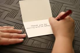 how to follow up a thank you for a phone interview use these phrases to write a perfect thank you note article job interview