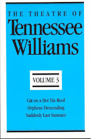 new directions publishing company tennessee williams cover image for the theatre of tennessee williams vol iii