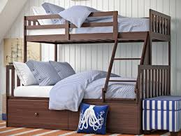 Loft Bed With Sofa Bunk Beds Twin Over Full L Shaped Bunk Bed With Stairs Bunk Beds