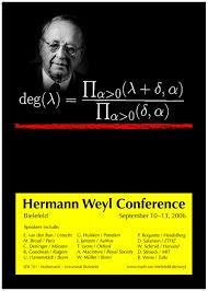 Resultado de imagen para hermann weyl