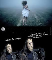 Horror Movie Memes. Best Collection of Funny Horror Movie Pictures via Relatably.com