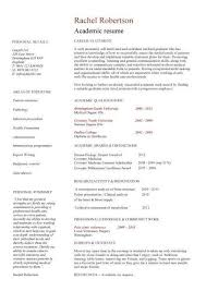 curriculum vitae for teachers examples resume examples education    teaching