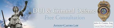 DUI Lawyer Tampa | Anton Castro Law Attorneys