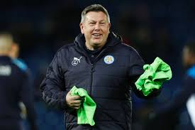 football i m ready for leicester job shakespeare leicester city s english interim manager craig shakespeare is seen before the english premier league football match