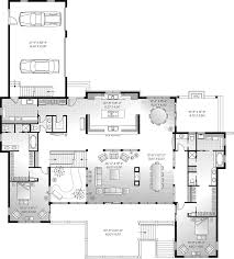 Marino Manor Contemporary Plan S    House Plans and MoreCountry House Plan First Floor   S    House Plans and More